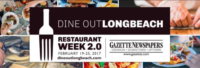 Dine Out Long Beach Restaurant Week 2.0