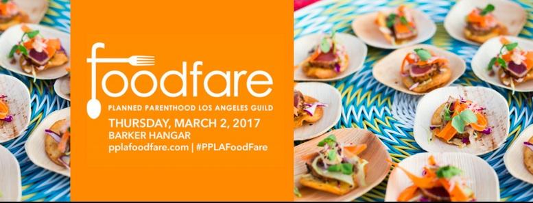 PPLA Food Fare 2017 at Barker Hangar