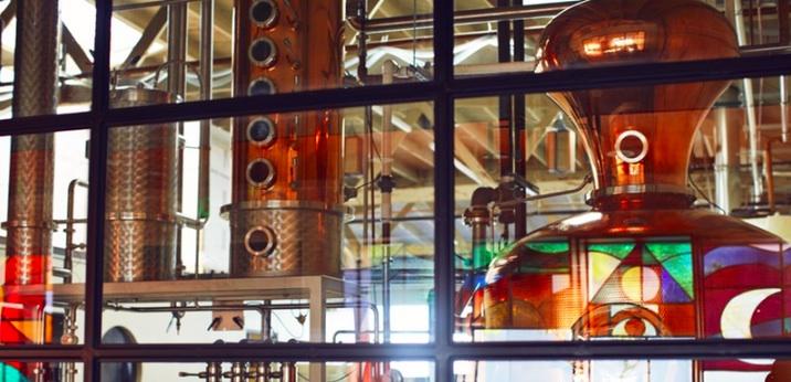 The Spirit Guild Distillery Tour & Tasting