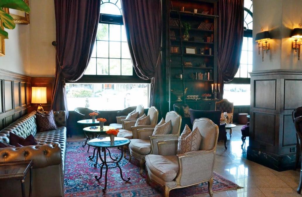 Culver Hotel Lobby