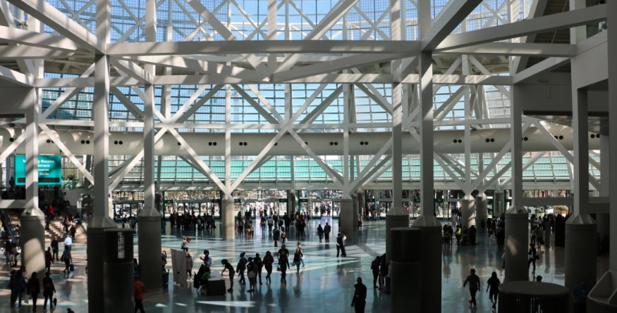 LA Convention Center