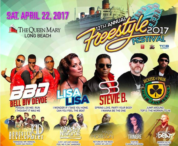 Freestyle Festival 2017 at Queen Mary