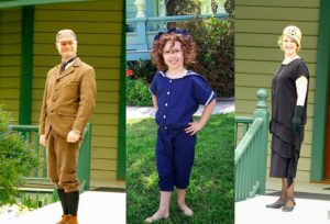 13th Annual Vintage Fashion Show at Heritage Square