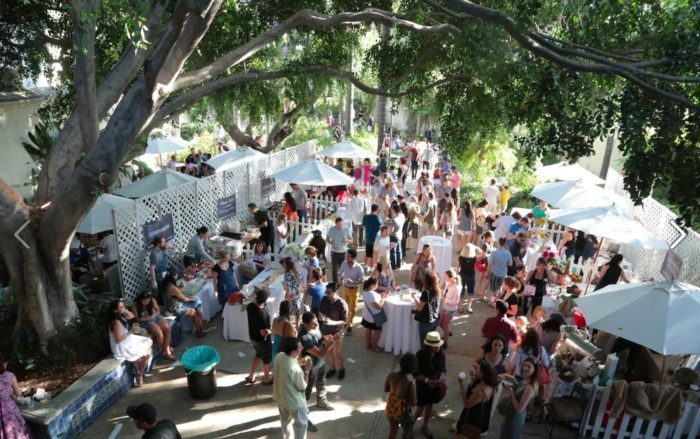 Taste of the Eastside at Los Angeles River Center