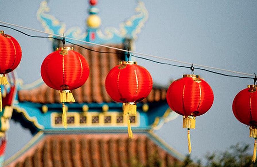 Chinese Lantern Los Angeles