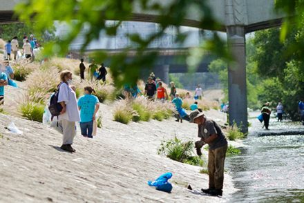 FOLAR Great LA River Cleanup
