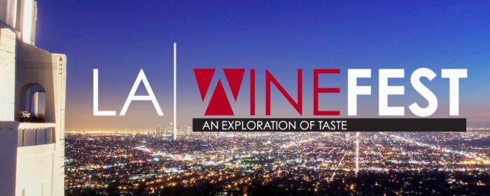 LA Wine Fest at The Row