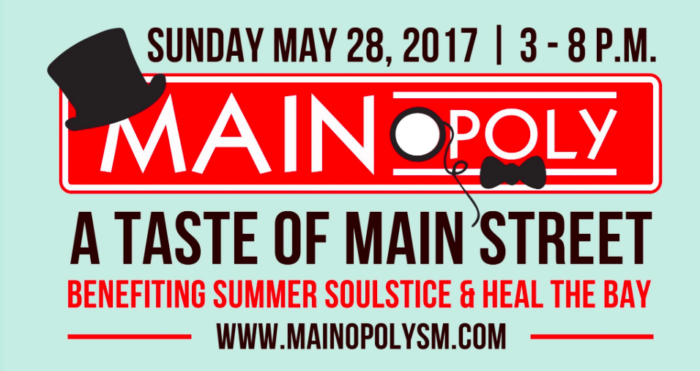 3rd annual MAINopoly: Taste of Main Street