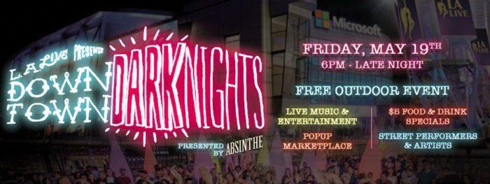 Downtown Dark Nights