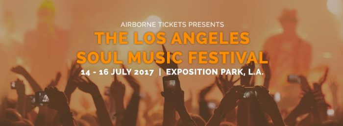 The Los Angeles Soul Music Festival at Exposition Park 2017