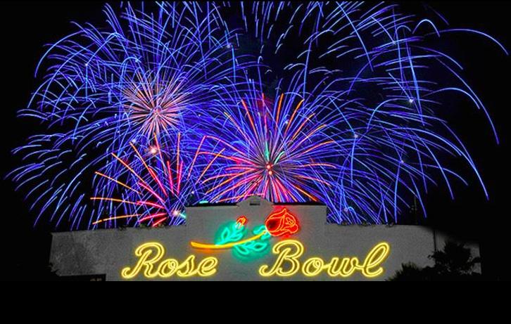 AMERICAFEST at The Rose Bowl
