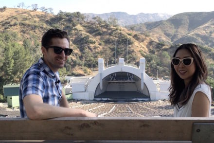 Hollywood Bowl Day Visit