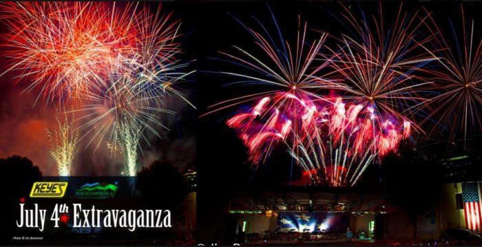 July 4th Fireworks Extravaganza at Warner Center