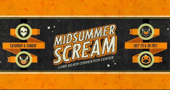 Midsummer Scream Halloween Festival 2017 Long Beach