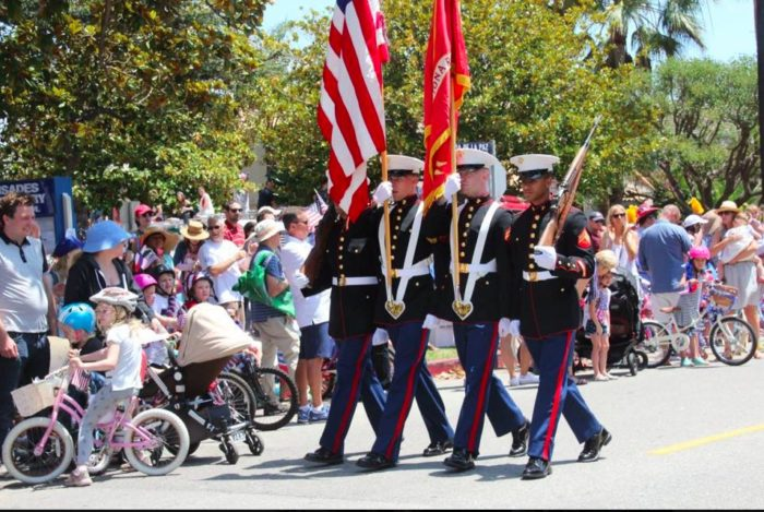 Pacific Palisades 4th of July Parade & Fireworks Show