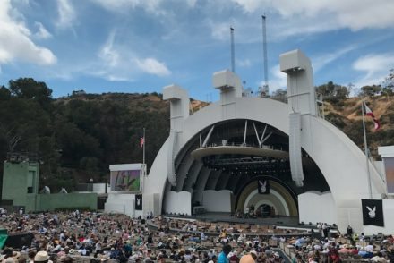 Hollywood Bowl Playboy Jazz Festival