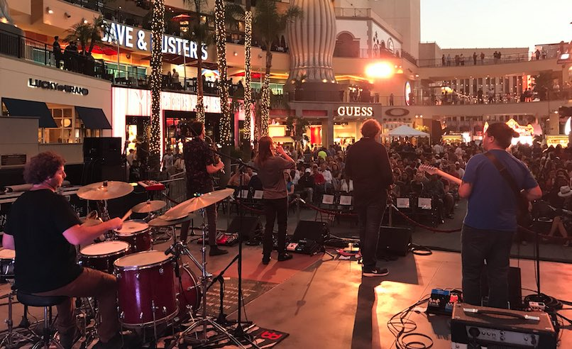 Hollywood Highland Summer Jazz Nights