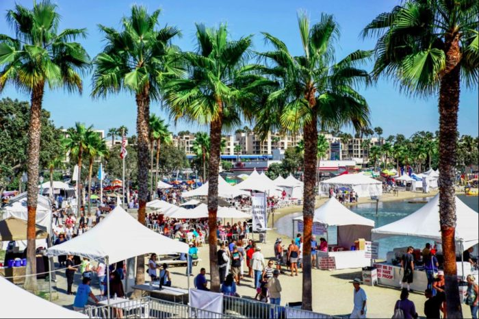 Redondo Beach Lobster Festival 2017
