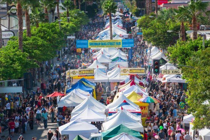 27th Annual Sherman Oaks Street Fair Returns On October 15