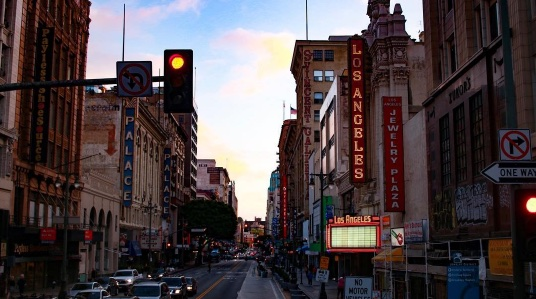 DTLA Theatre District