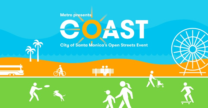 The City of Santa Monica presents COAST