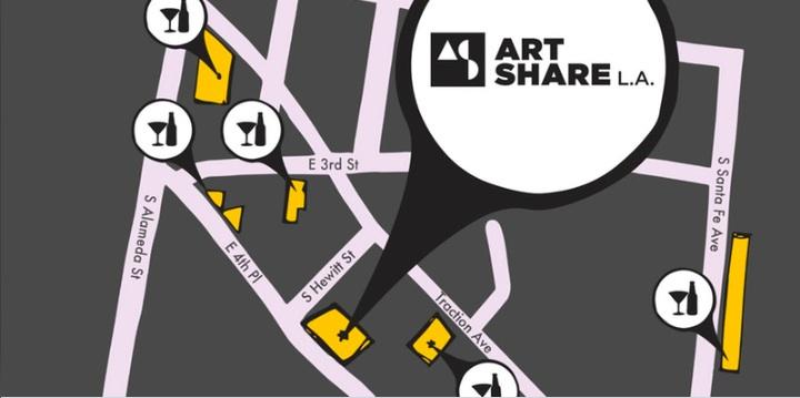 Downtown L.A. Arts District Bar Crawl