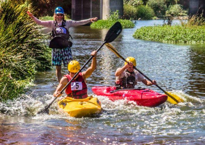 LA River Boat Race