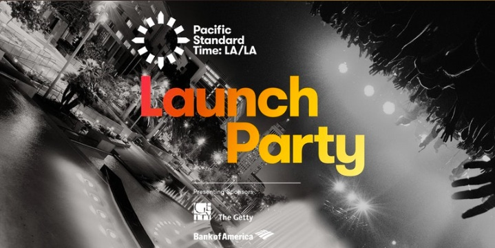 PST: LA/LA Launch Party Grand Park