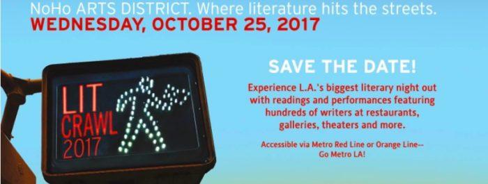5th Annual Lit Crawl L.A.