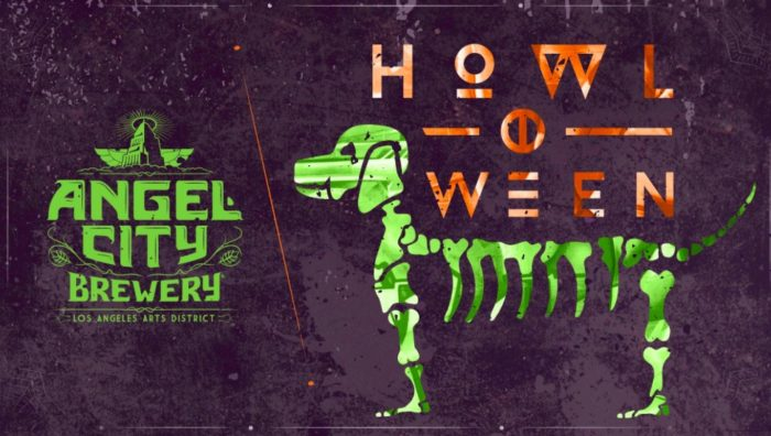 Angel City Brewery Presents Howl-O-Ween 2017