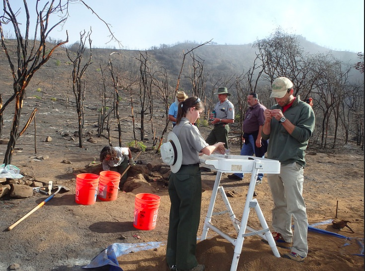 Archaeology Day Returns to the Santa Monica Mountains