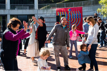 HANUKKAH FESTIVAL LA/LA at Skirball Cultural Center