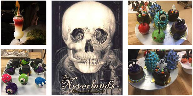 Clifton's Republic Presents: The Neverlands