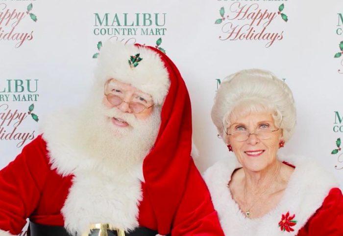 Merry Merry Malibu 2017