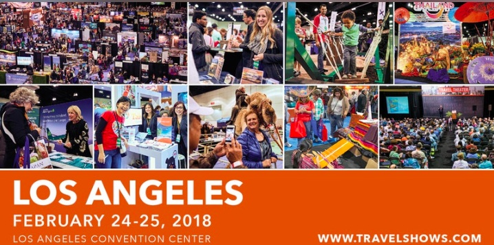 2018 Los Angeles Travel & Adventure Show