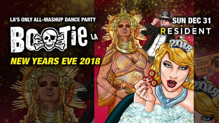 Bootie LA: New YEARS EVE 2018 at Resident DTLA