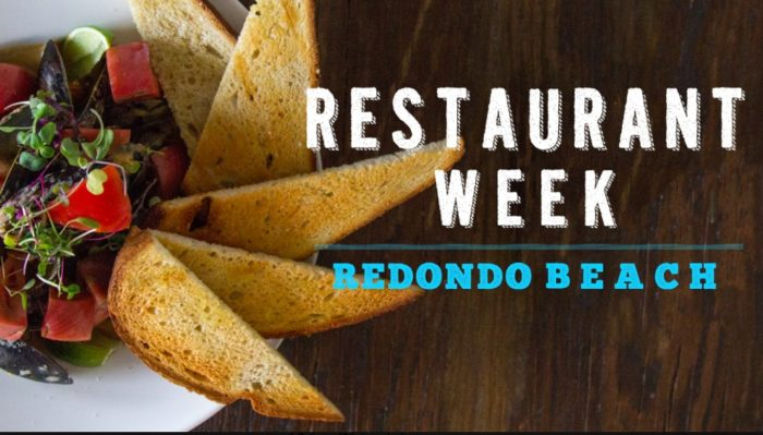 Redondo Beach Restaurant Week 2018