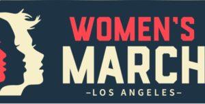 Women's March Los Angeles 2018