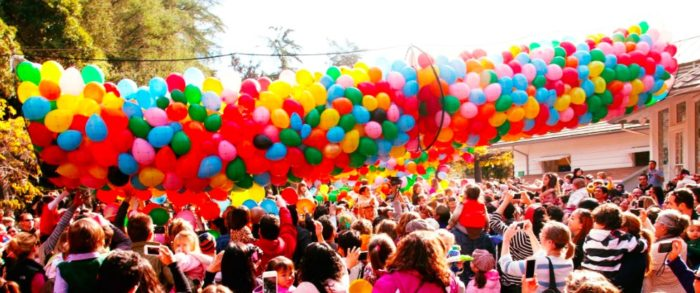 Kidspace Noon Year's Eve