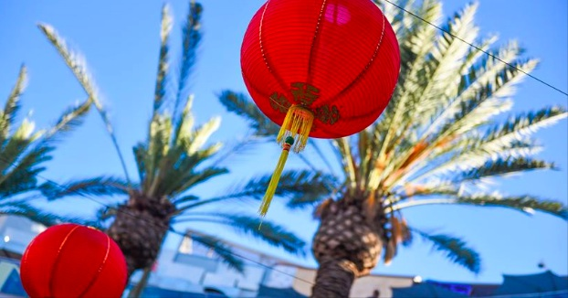 Lunar New Year at Santa Monica Place