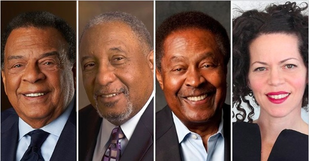 """Passing the Torch—From Selma to Today Lessons from Leaders of the Civil Rights Movement"""