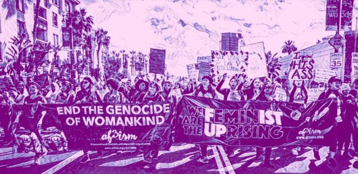 International Women's Day March & Rally 2018
