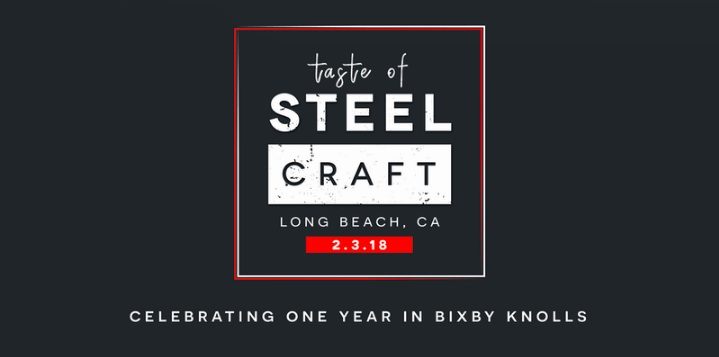 Taste of SteelCraft: One Year Anniversary Party