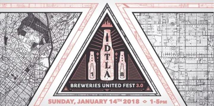DTLA Breweries United Fest