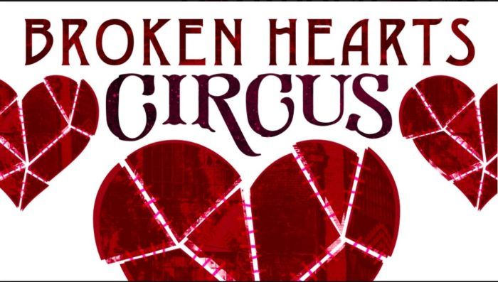 Broken Hearts Circus at Angel City Brewery