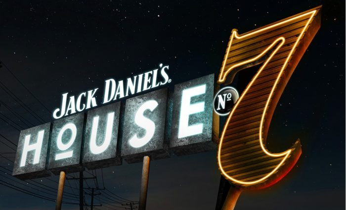 JACK DANIEL'S HOUSE NO. 7