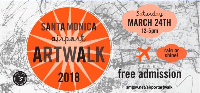 12th Annual Santa Monica Airport ArtWalk