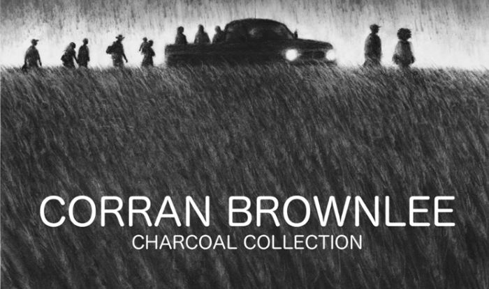 Corran Brownlee at Show Gallery