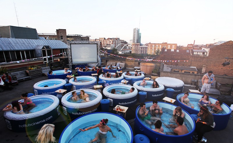 Hot Tub Cinema Club featured