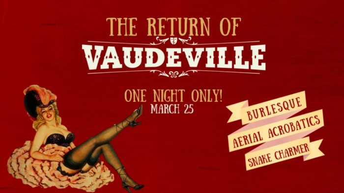 The Return of Vaudeville at The Wiltern